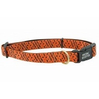 Collar - SM orange/black