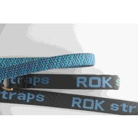 Leash -Lge blue-black mix